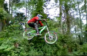 Video: Jumping and Crash Compilation