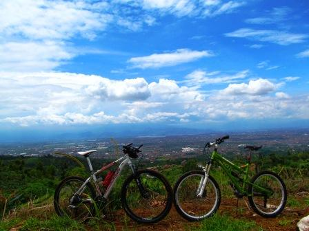 Explore Track MTB, Palasari Extension