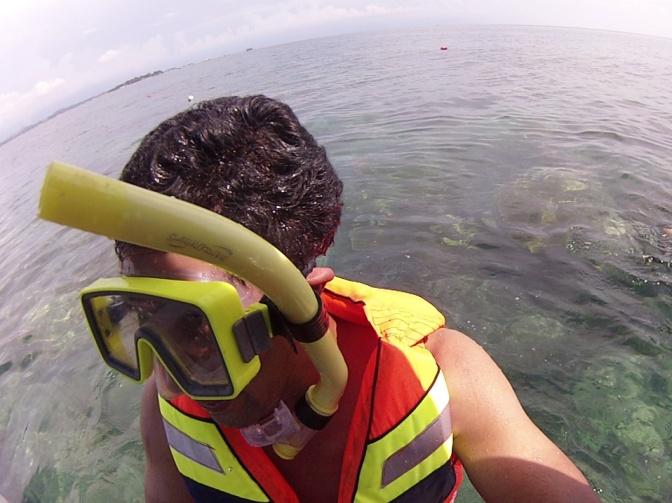 Berlayar di Negeri Laskar Pelangi
