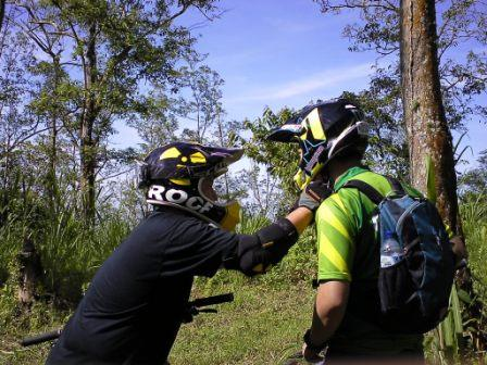 Track DownHill Baturiti, Bedugul – Bali