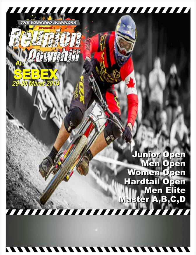 Sebex Reunion Downhill Race 2014