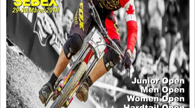 Sebex Reunion Downhill Race 2014