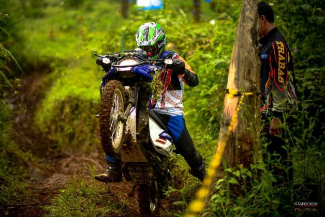 Yamaha X-Ride Adventure Challenge 2014