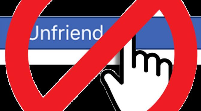 Jangan Unfriend dan Unfollow Temanmu